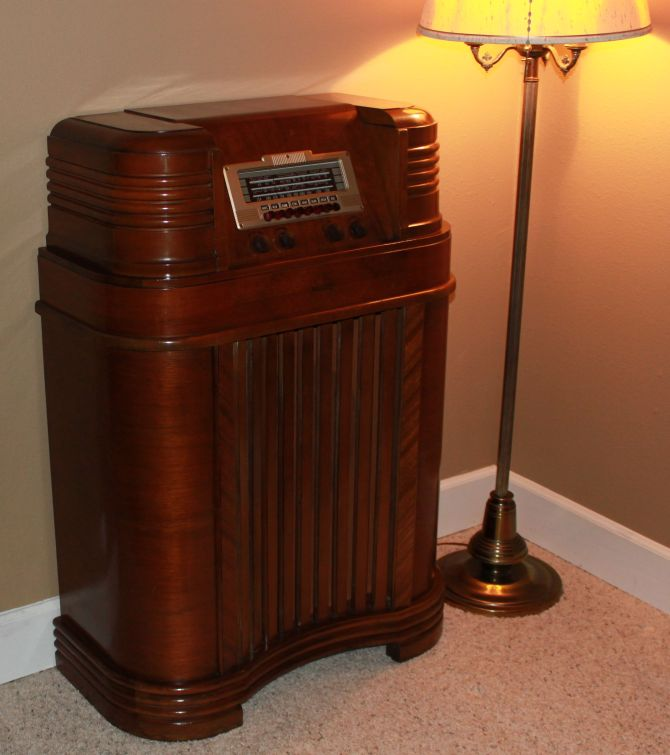 Antique Philco Console Radio Console Radios Philco Ever