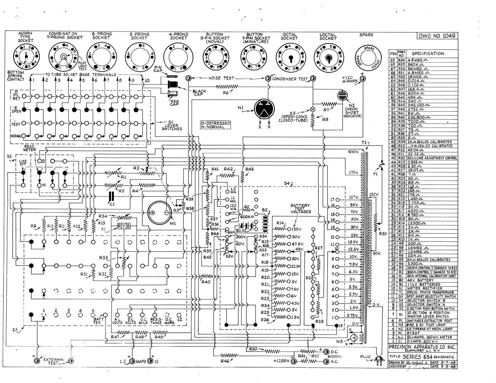 Precision Tube Tester Data on cable tester schematic, tube power supply schematic, vacuum tube schematic symbol, battery tester schematic, vacuum tube alarm clock, led tester schematic, vacuum amplifier schematic, vacuum tube voltmeter schematic, vacuum tube diagram, capacitor tester schematic, vacuum tube amplifier, vacuum tube pin layout, diode schematic, vacuum generator schematic, vacuum tube preamp schematic, vacuum tube radio schematics, vacuum tube computer schematic, vacuum tube power supply design, vacuum tube tv, vacuum tube testers retail store,